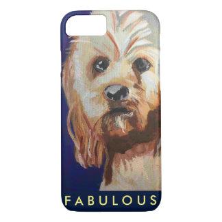 Peinture magnifique de chien coque iPhone 7