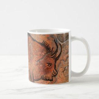 Peinture préhistorique mug
