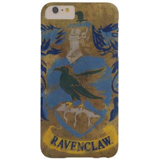 Peinture rustique de Harry Potter | Ravenclaw Coque iPhone 6 Plus Barely There