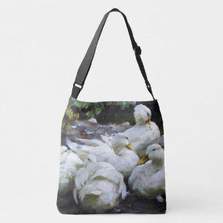 Pekin penche le sac fourre-tout à rivière