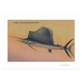 Pélerin de Gulf Stream, FloridaFlorida Carte Postale
