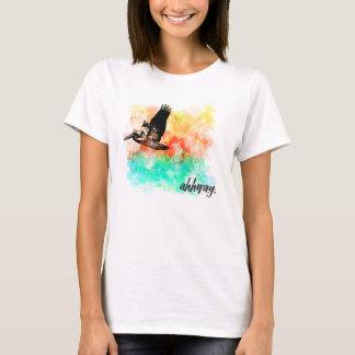 Pélican d'Ahhway.™ T-shirt