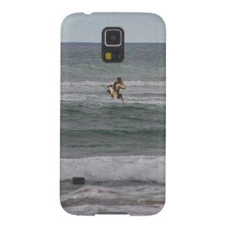 Pélican de Brown de plongée Protection Galaxy S5
