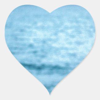 pélican Pacifique Sticker Cœur