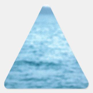 pélican Pacifique Sticker Triangulaire