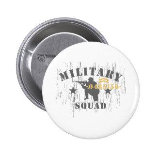 Peloton militaire badge