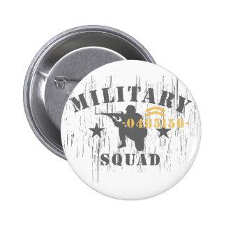 Peloton militaire pin's