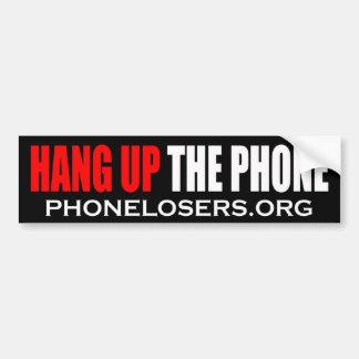 Pendez l'adhésif pour pare-chocs 1 de téléphone autocollant de voiture