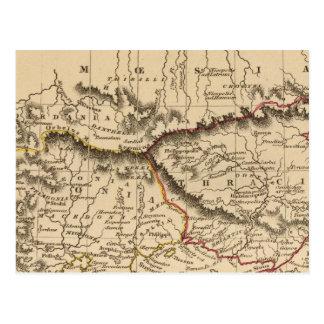 Péninsule balkanique 5 carte postale