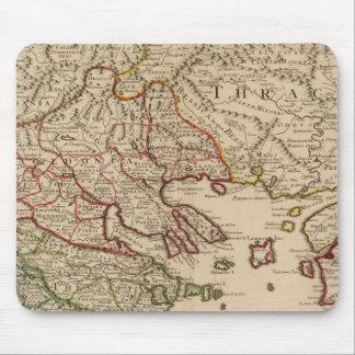 Péninsule balkanique, Grèce, Macédoine 3 Tapis De Souris