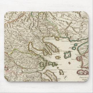 Péninsule balkanique, Grèce, Macédoine Tapis De Souris