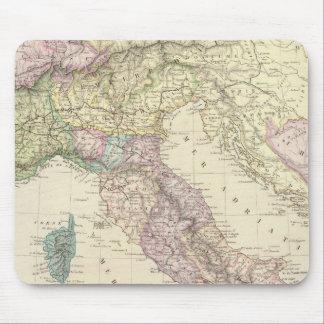Péninsule balkanique, Italie, Slovénie 2 Tapis De Souris