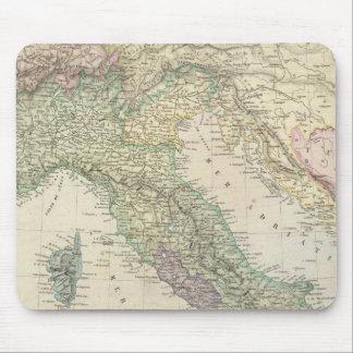 Péninsule balkanique, Italie, Slovénie Tapis De Souris