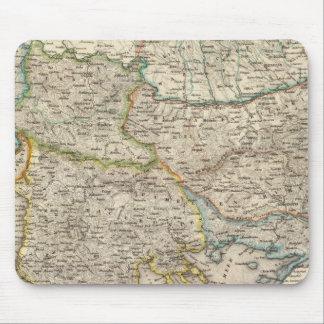 Péninsule balkanique, Turquie 2 Tapis De Souris