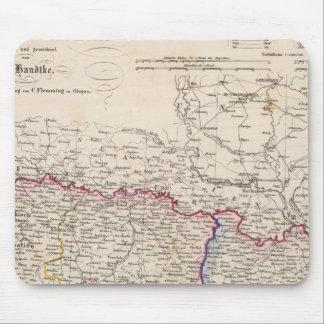 Péninsule balkanique, Turquie, Bosnie Tapis De Souris