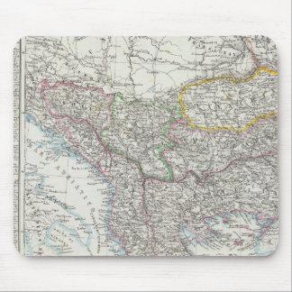 Péninsule balkanique, Turquie, Serbie, l'Europe Tapis De Souris