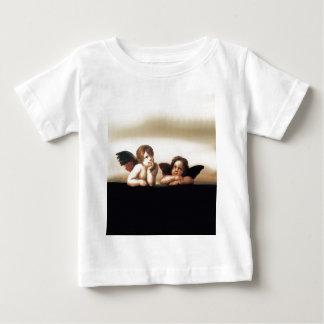 Pensée d'anges de Sistine Madonna T-shirt