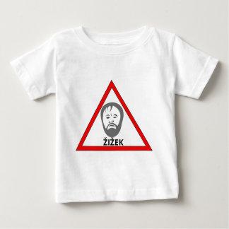 pensées dangereuses t-shirt pour bébé