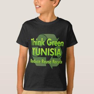 Pensez la Tunisie verte T-shirt