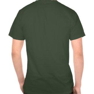 Pensez le chêne vert t-shirts