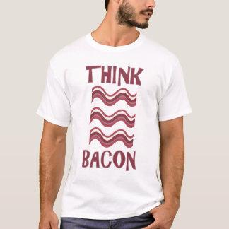 Pensez le lard t-shirt