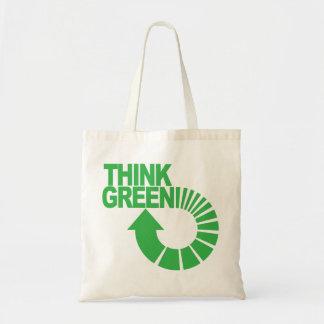 pensez le vert sacs