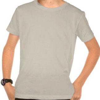 Pensez le vert vivant vert pour le jour de la terr t-shirt