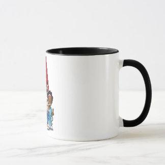 Pensez le zèbre 2011 mugs
