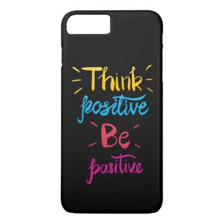 Pensez que le positif soit cas positif de coque iPhone 7 plus