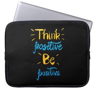 Pensez que le positif soit douille positive protection pour ordinateur portable