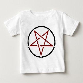 Pentagone étoilé t-shirt pour bébé