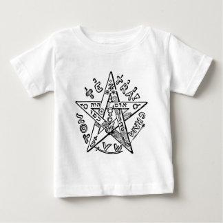 Pentagram_ (Lévi) T-shirt Pour Bébé