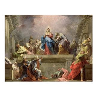Pentecost, 1732 carte postale