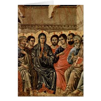 Pentecost par Duccio Cartes