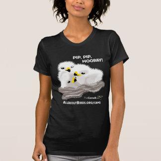 """""""Pépin de pépin hourra !"""" Chemise d'oisillons de T-shirt"""