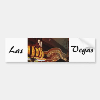 Pépite d'or Las Vegas Autocollant Pour Voiture