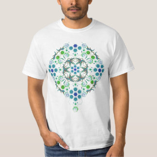 Perceptions énigmatiques t-shirt