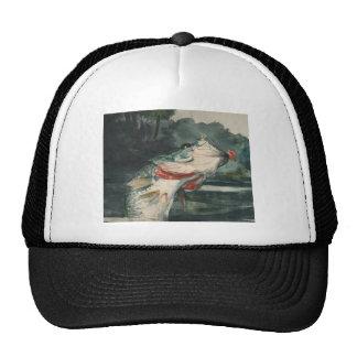 Perche noire Winslow Homer Casquette Trucker