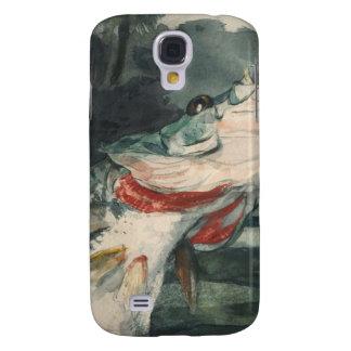 Perche noire Winslow Homer Coque Galaxy S4
