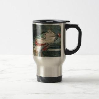 Perche noire Winslow Homer Mug De Voyage En Acier Inoxydable