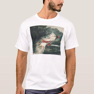 Perche noire Winslow Homer T-shirt