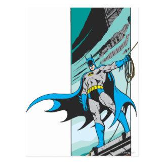 Perches de Batman Carte Postale