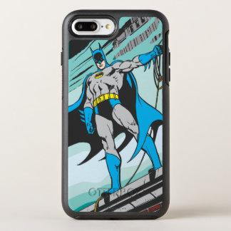 Perches de Batman Coque OtterBox Symmetry iPhone 8 Plus/7 Plus