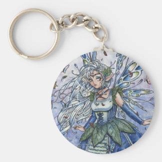 Perdu dans un porte - clé de fée de conte de fées porte-clés