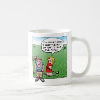 Perdu peu de boule mug