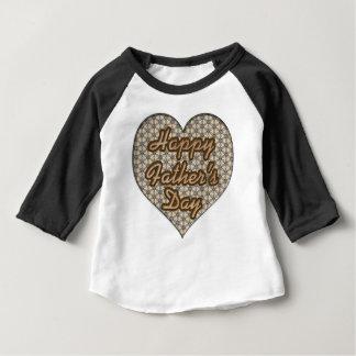 Père #16 t-shirt pour bébé
