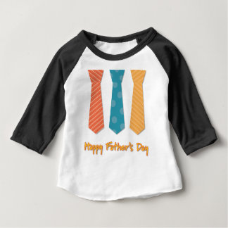 Père #8 t-shirt pour bébé
