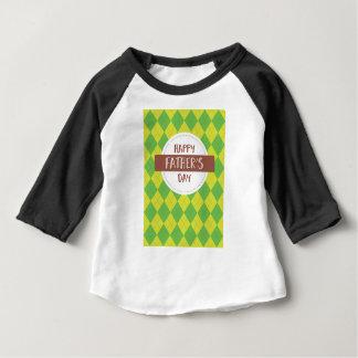 Père #9 t-shirt pour bébé