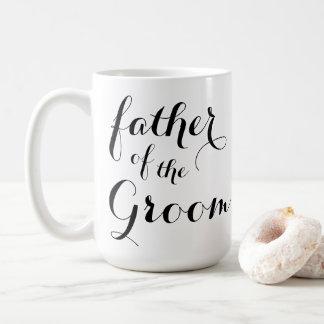 Père de la tasse de marié