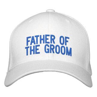 Père du marié casquette brodée